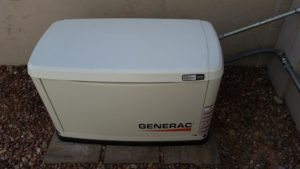 Generac Generator Installation in Buckeye, AZ